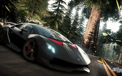 Lamborghini Sesto Elemento - Need for Speed: Rivals wallpaper