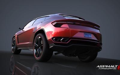 Lamborghini Urus - Asphalt 8: Airborne wallpaper