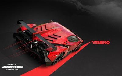 Lamborghini Veneno - Driveclub wallpaper