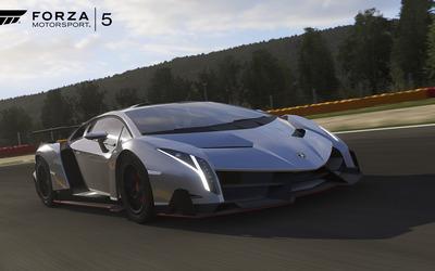 Lamborghini Veneno - Forza Motorsport 5 wallpaper