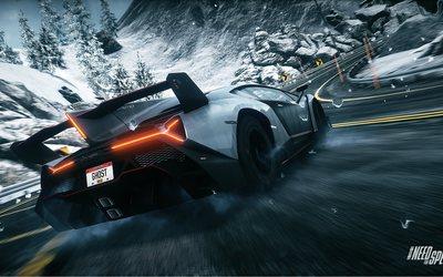 Lamborghini Veneno - Need For Speed: Rivals wallpaper