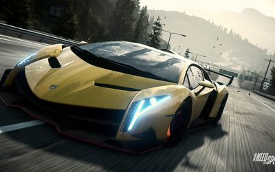 Lamborghini Veneno - Need for Speed: Rivals [2] wallpaper