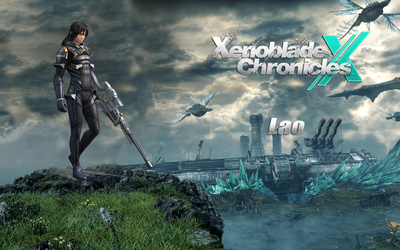 Lao - Xenoblade Chronicles X wallpaper