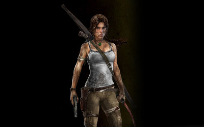 Lara Craft - Tomb Raider wallpaper