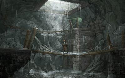 Lara Croft [2] wallpaper