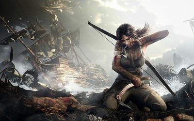 Lara Croft wallpaper