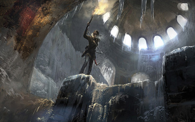 Lara Croft - Rise of the Tomb Raider [3] wallpaper