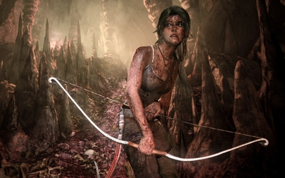 Lara Croft - Rise of the Tomb Raider [4] wallpaper