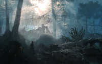 Lara Croft - Tomb Raider [7] wallpaper 1920x1200 jpg