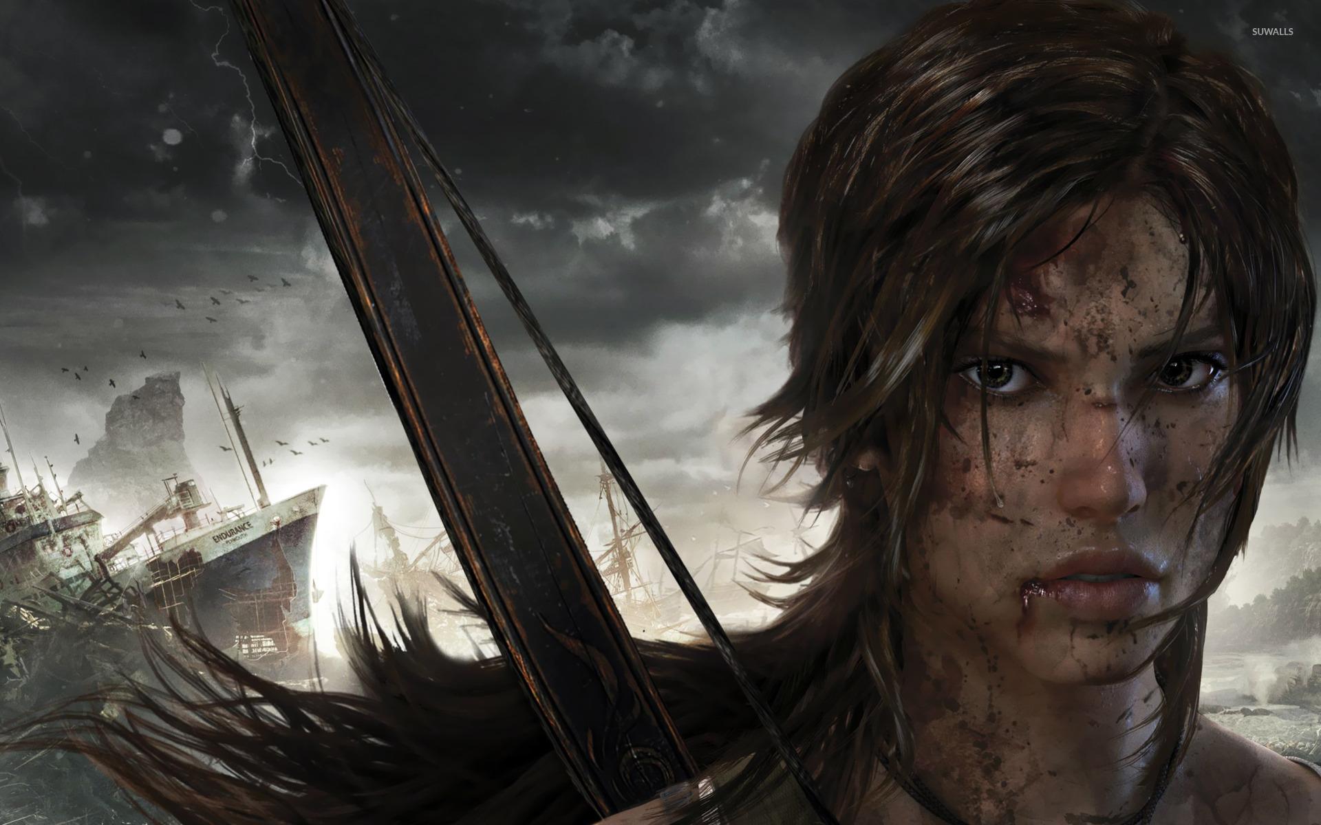 Lara Croft Tomb Raider 2 Wallpaper Game Wallpapers