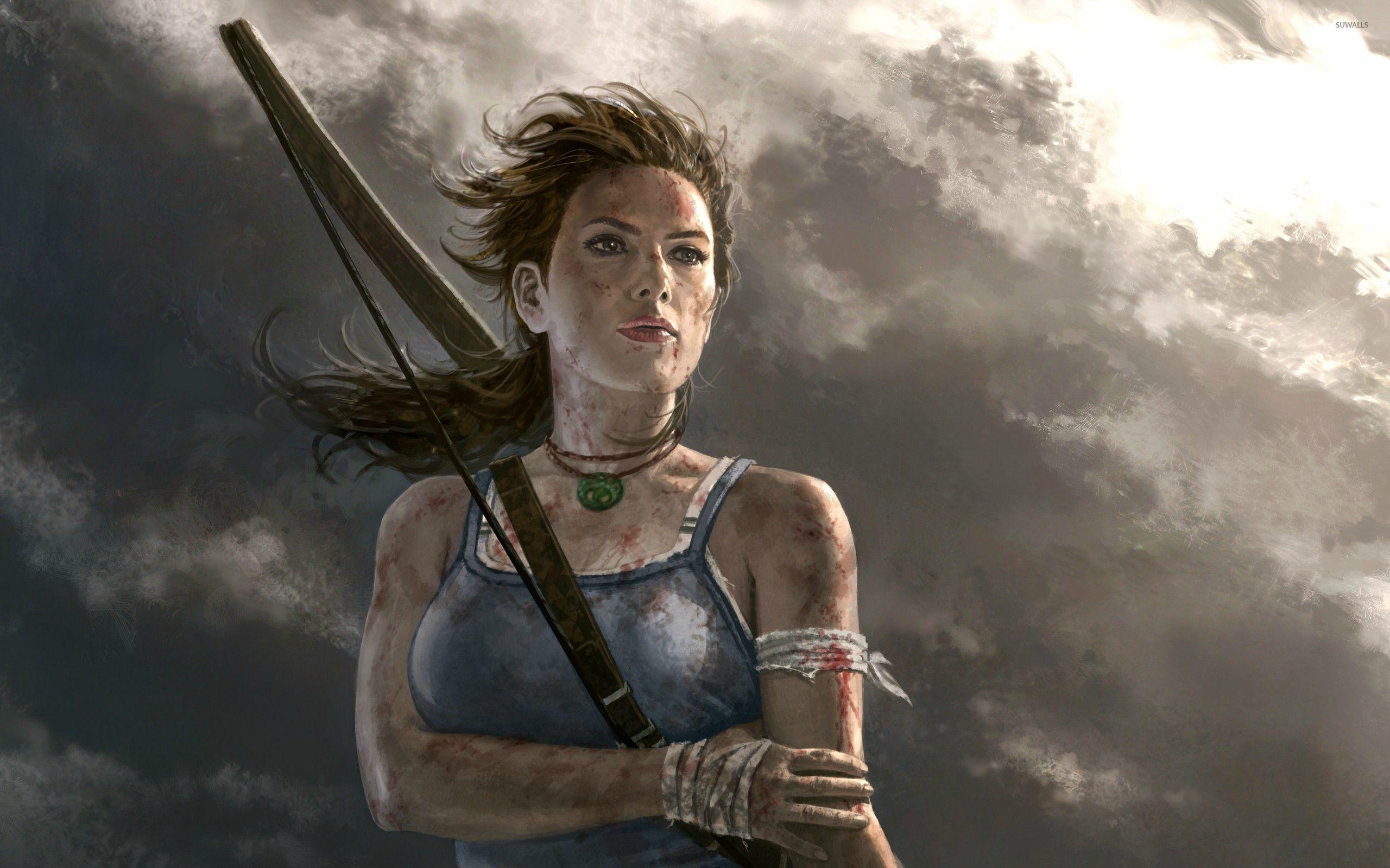 Lara Croft Tomb Raider 10 Wallpaper Game Wallpapers 27086