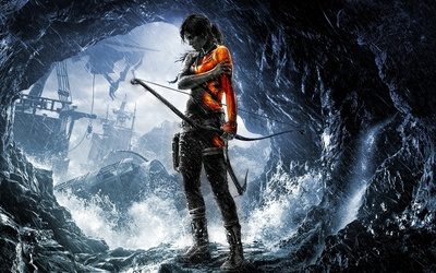 Lara Croft - Tomb Raider [5] wallpaper
