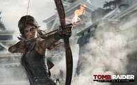Lara Croft - Tomb Raider: Definitive Edition wallpaper 2560x1600 jpg