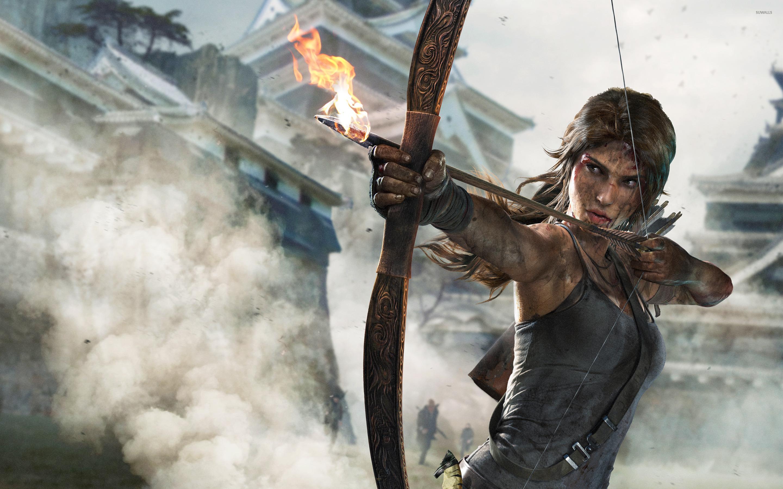 Lara Croft Tomb Raider Definitive Edition 2 Wallpaper