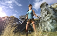 Lara Croft - Tomb Raider II wallpaper 2560x1600 jpg