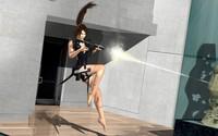 Lara Croft - Tomb Raider: Legend [2] wallpaper 2560x1600 jpg