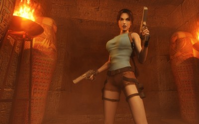 Lara Croft - Tomb Raider: The Last Revelation wallpaper