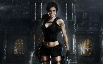 Lara Croft - Tomb Raider: Underworld [2] wallpaper