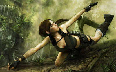 Lara Croft - Tomb Raider: Underworld [3] wallpaper