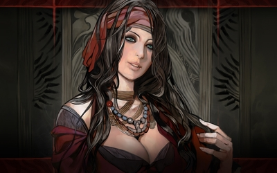 Laura the Jeweler - Castlevania: Order of Ecclesia wallpaper