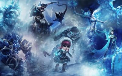 League of Legends [2] wallpaper