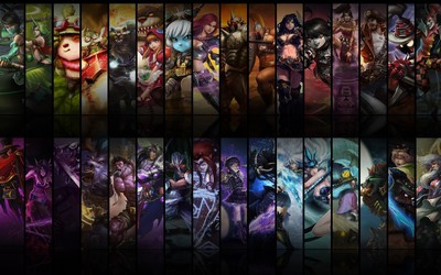 League of Legends [4] wallpaper