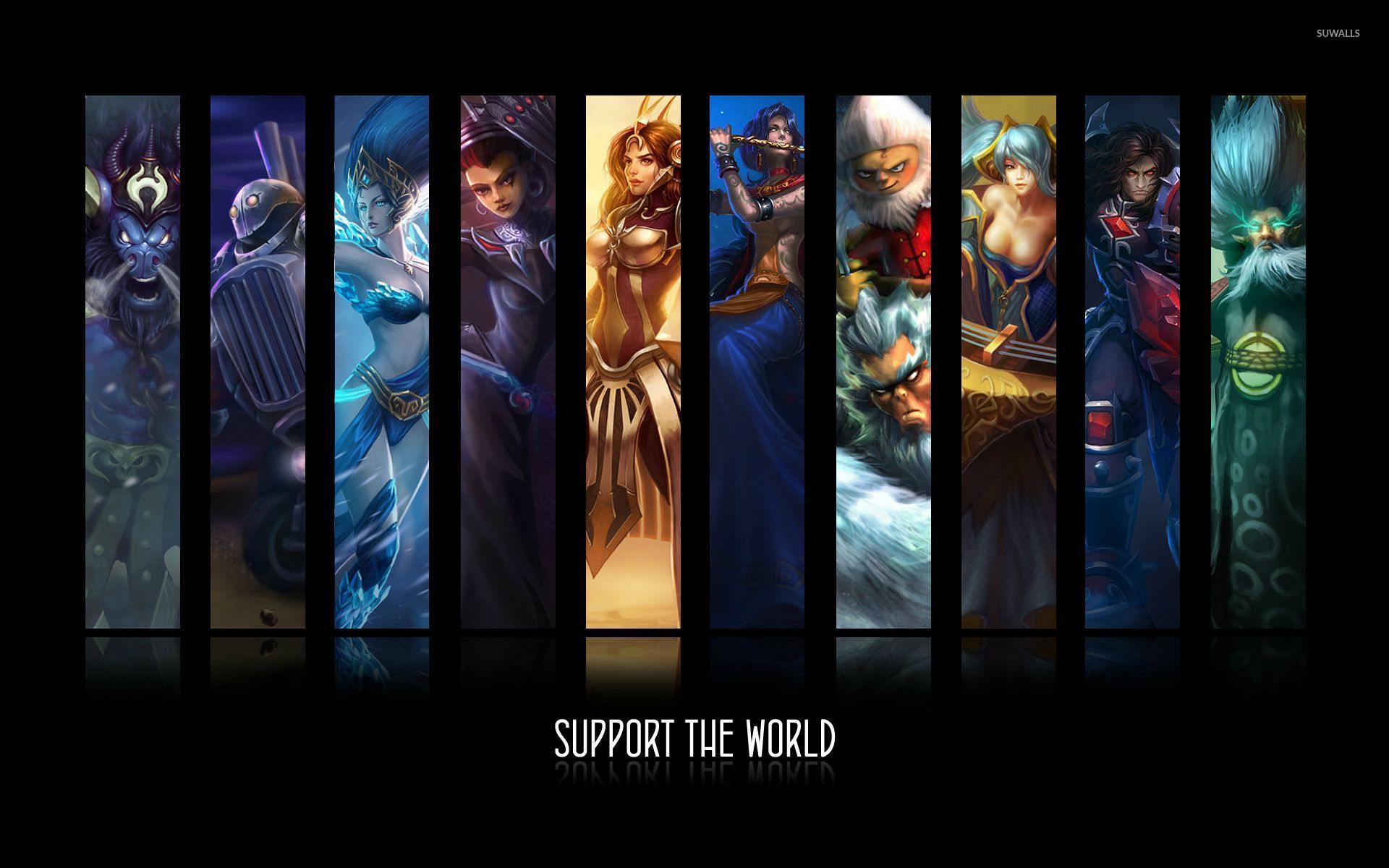 League Of Legends 6 Wallpaper Game Wallpapers 26425