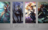League of Legends [8] wallpaper 1920x1080 jpg