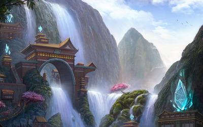 League of Legends [7] wallpaper