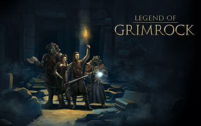 Legend of Grimrock wallpaper