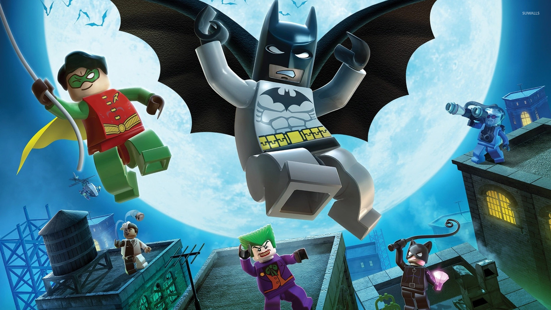 lego batman 2 wallpaper flash - photo #35
