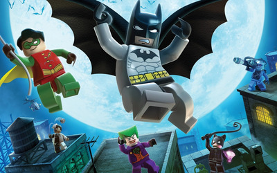 Lego Batman 2: DC Super Heroes [2] wallpaper
