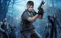 Leon Kennedy - Resident Evil 4 wallpaper 1920x1080 jpg