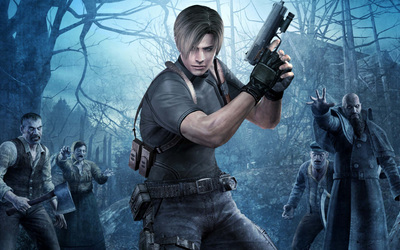 Leon Kennedy - Resident Evil 4 wallpaper