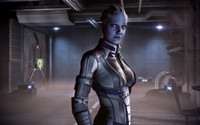 Liara T'Soni from Mass Effect: Redemption wallpaper 1920x1080 jpg