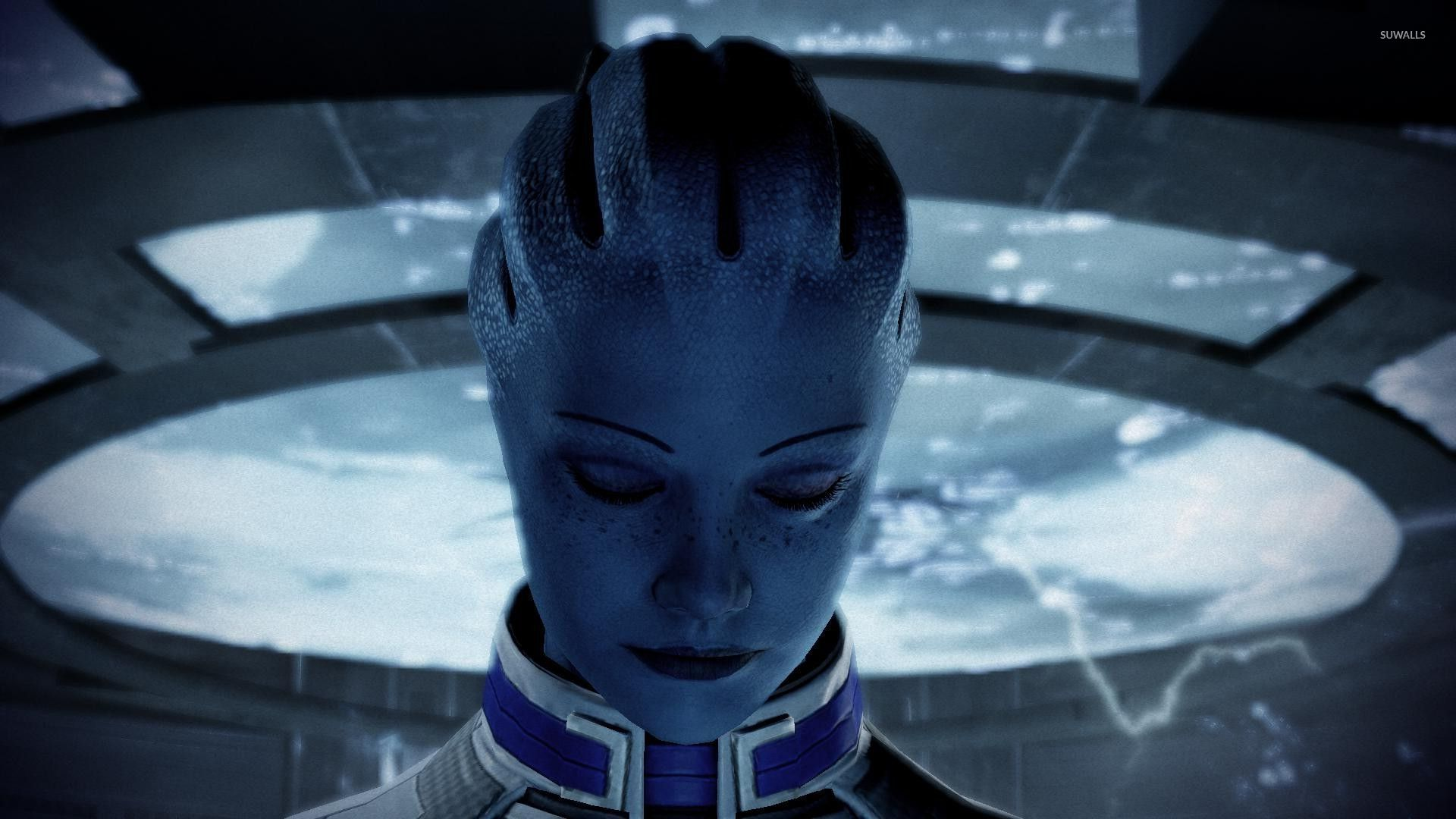 Liara Tsoni Mass Effect 5 Wallpaper Game Wallpapers