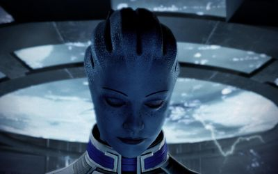 Liara T'Soni - Mass Effect [5] wallpaper