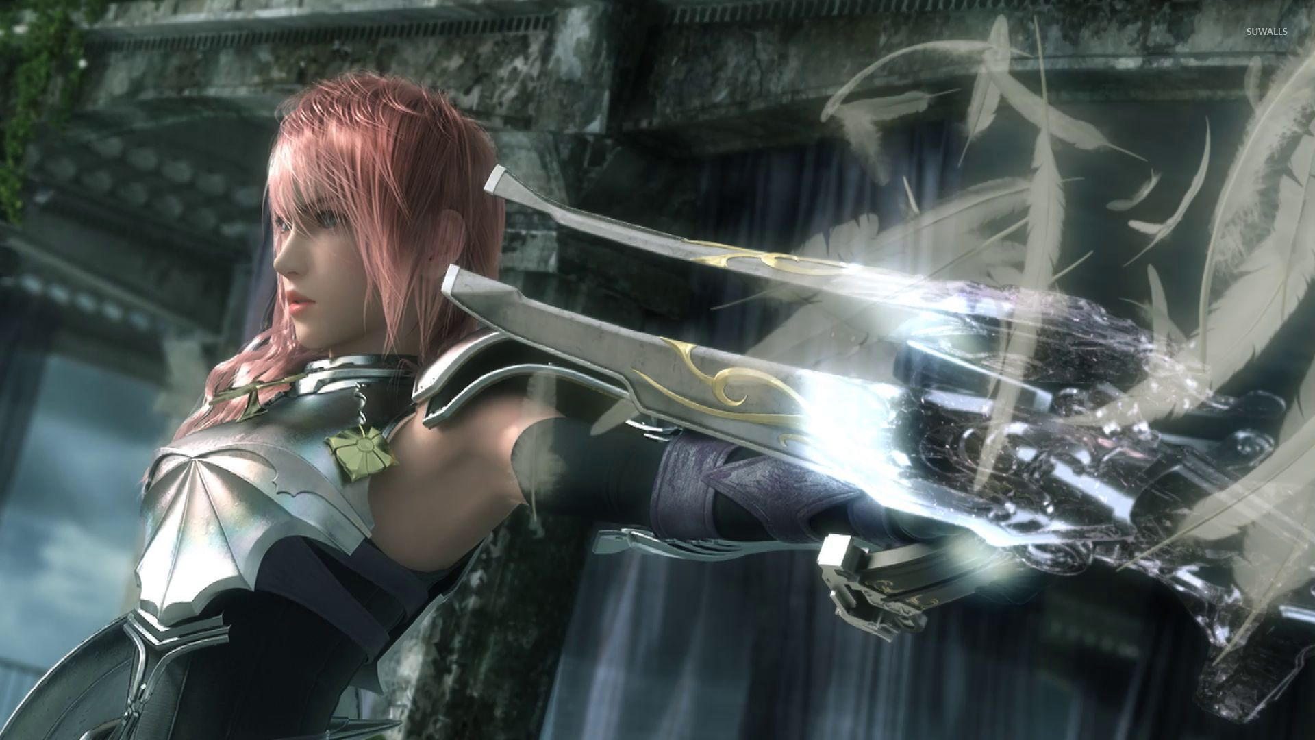 lightning - final fantasy xiii-2 [2] wallpaper - game wallpapers