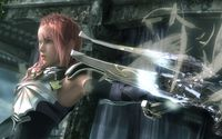 Lightning - Final Fantasy XIII-2 [2] wallpaper 1920x1080 jpg