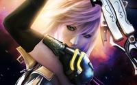 Lightning - Final Fantasy XIII-2 [3] wallpaper 1920x1200 jpg