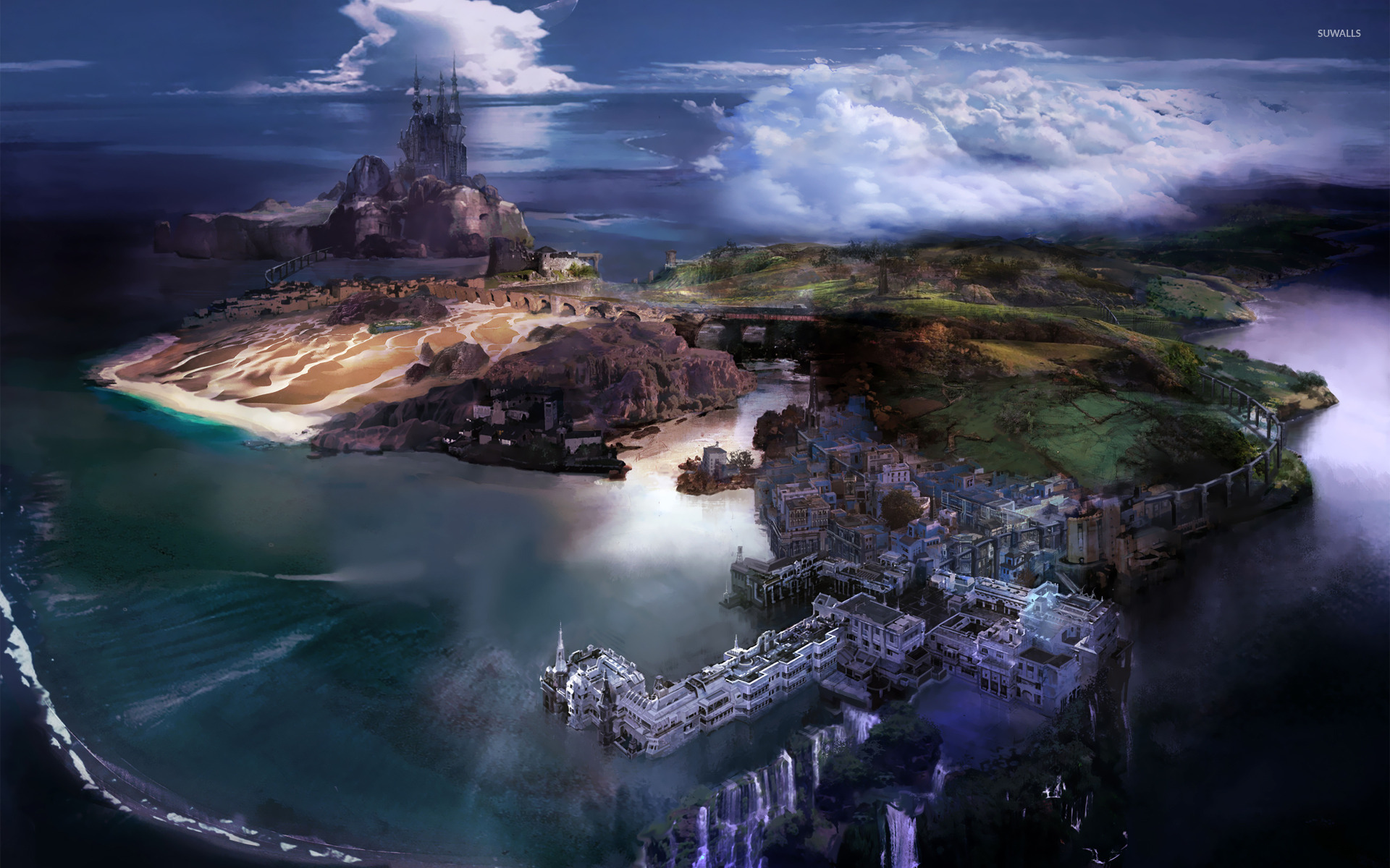 Lightning Returns Final Fantasy Xiii 2 Wallpaper Game