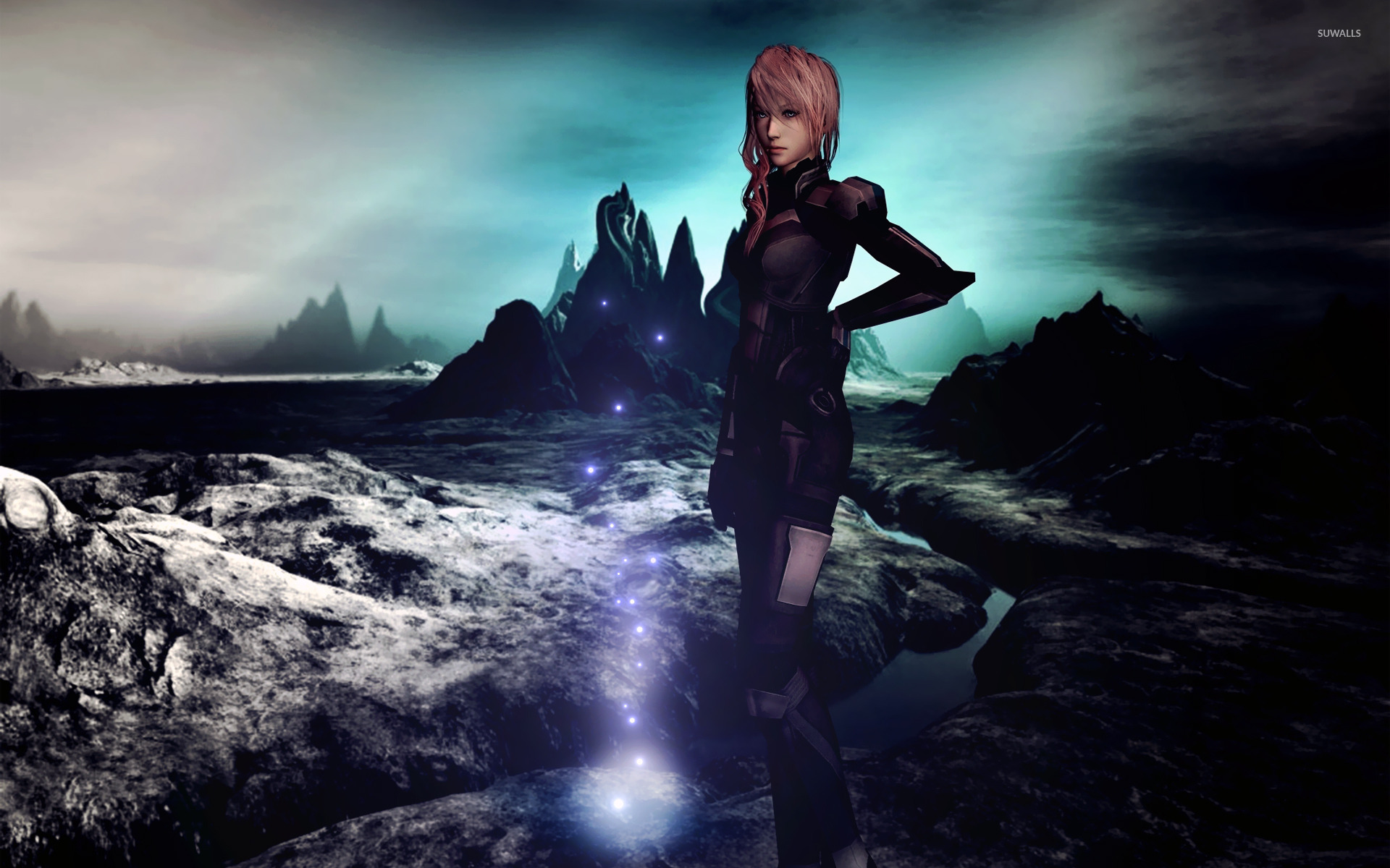 Lightning Returns Final Fantasy Xiii 4 Wallpaper Game