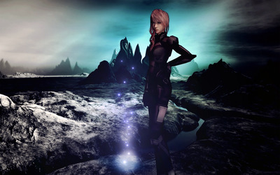 Lightning Returns: Final Fantasy XIII [4] wallpaper