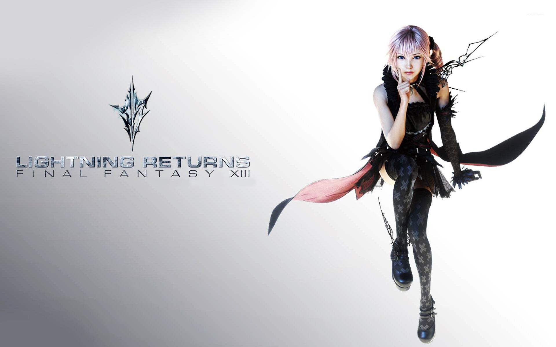 Final Fantasy XIII-2 - Wallpapers. Lightning Wallpaper Lightning and Serah  Wallpaper Noel Wallpaper ...