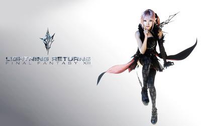 Lightning Returns: Final Fantasy XIII wallpaper