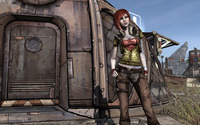 Lilith - Borderlands wallpaper 1920x1200 jpg