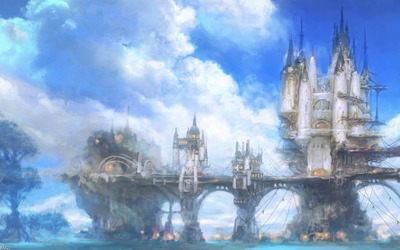 Limsa Lominsa - Final Fantasy XIV wallpaper
