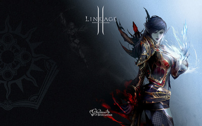 Lineage II - Goddess of Destruction wallpaper