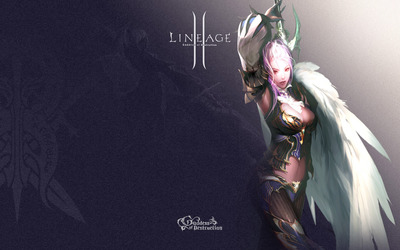 Lineage II - Goddess of Destruction [8] wallpaper