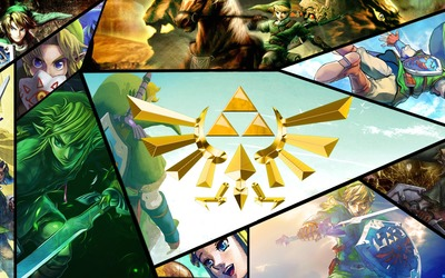 Link - The Legend of Zelda: Skyward Sword wallpaper